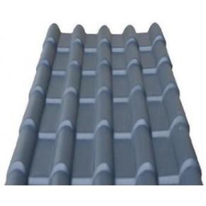 合成树脂瓦 新型建筑优质ASA合成树脂瓦