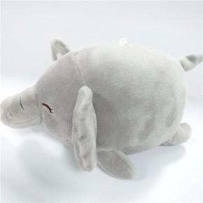 动物毛绒玩具大象公仔可来图定制吉祥物