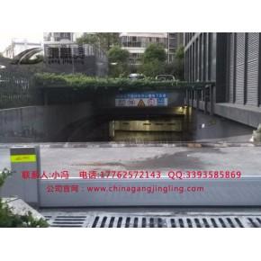 湖北防洪挡水板武汉不锈钢挡水门阻水门 车库挡水门