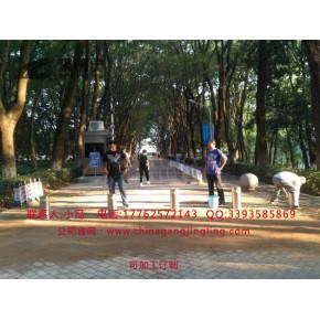 武汉升降路桩厂家 汉口火车站路桩公司阻车路桩批发