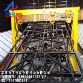 小型门式起重龙门吊架起重1-5吨龙门吊架厂家