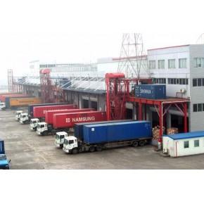 供应青岛货代国内陆运集装箱拖车报关报检海运订舱