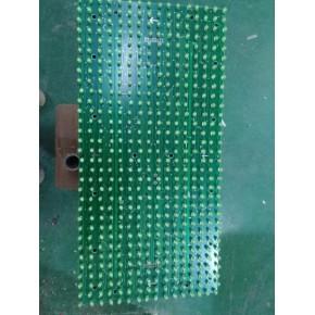 LED显示屏单色插灯加工