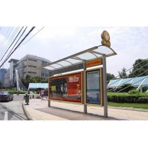 成都出租车站台广告|停靠站广告|候车亭灯箱广告