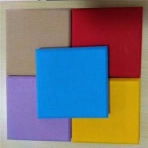 室内墙面软包布艺吸音板(施工工艺)