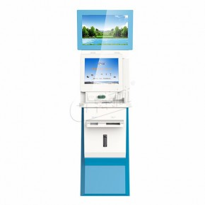 景区大屏售票机 前台智能售票机 终生维护可代理
