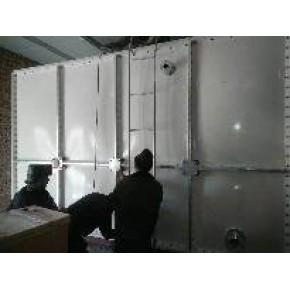 SMC玻璃钢水箱厂玻璃钢拼接水箱玻璃钢水箱尺寸