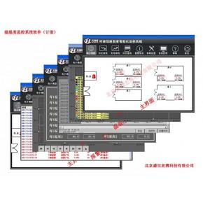 档案馆温湿度监控专用工业级组态软件介绍(订做)
