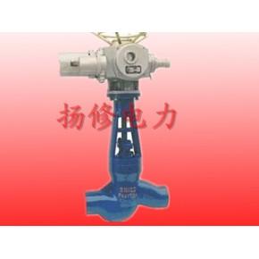 扬修电力J961Y高温高压电站截止阀